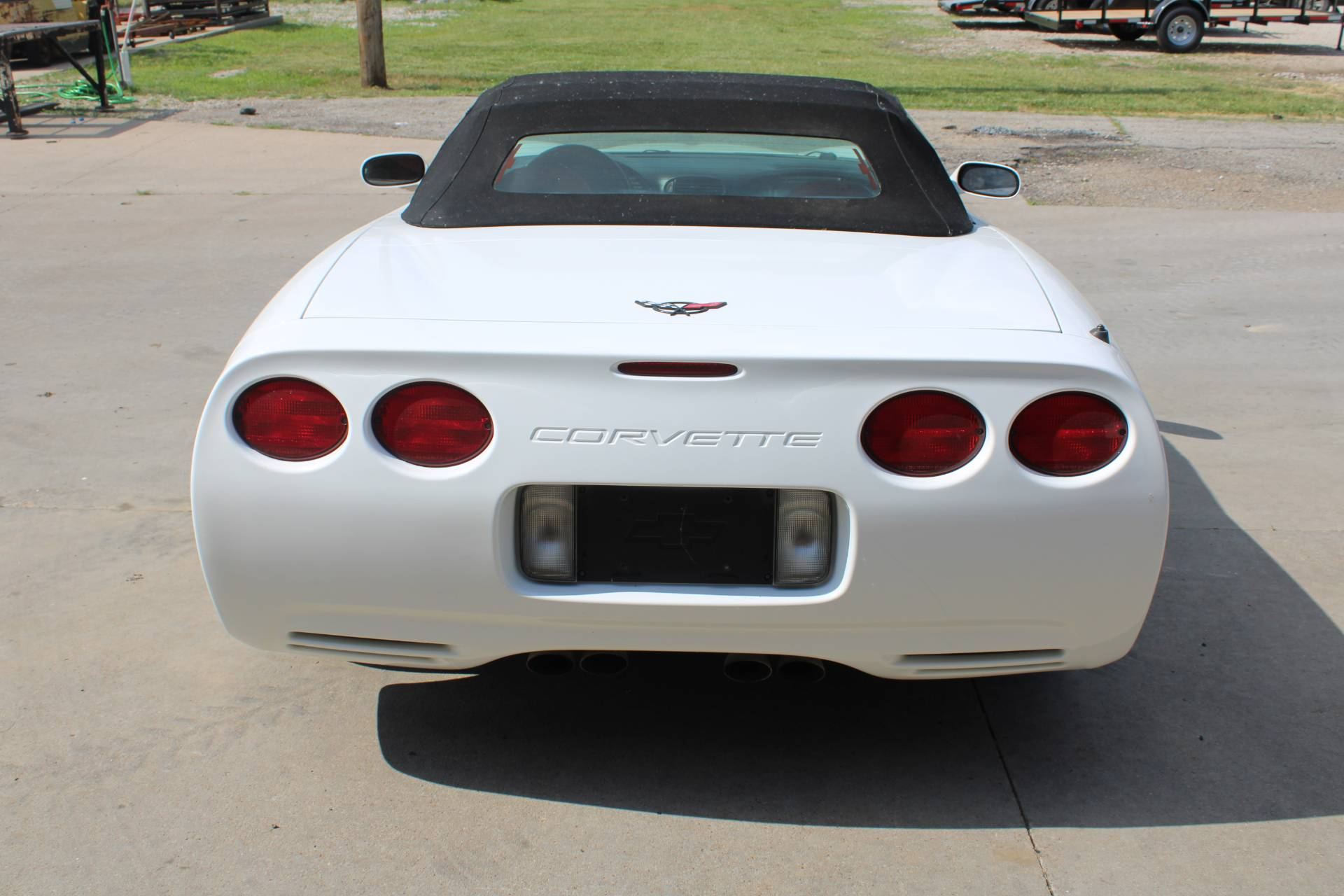 2000 Chevrolet CORVETTE in Chanute, Kansas - Photo 4