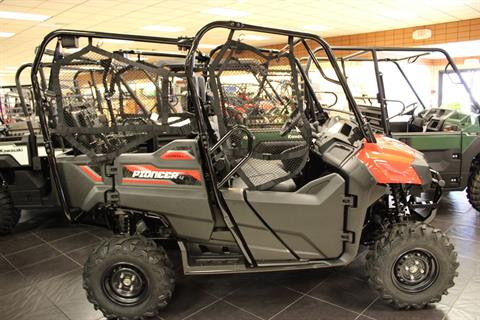 2019 Honda Pioneer 700-4 in Chanute, Kansas