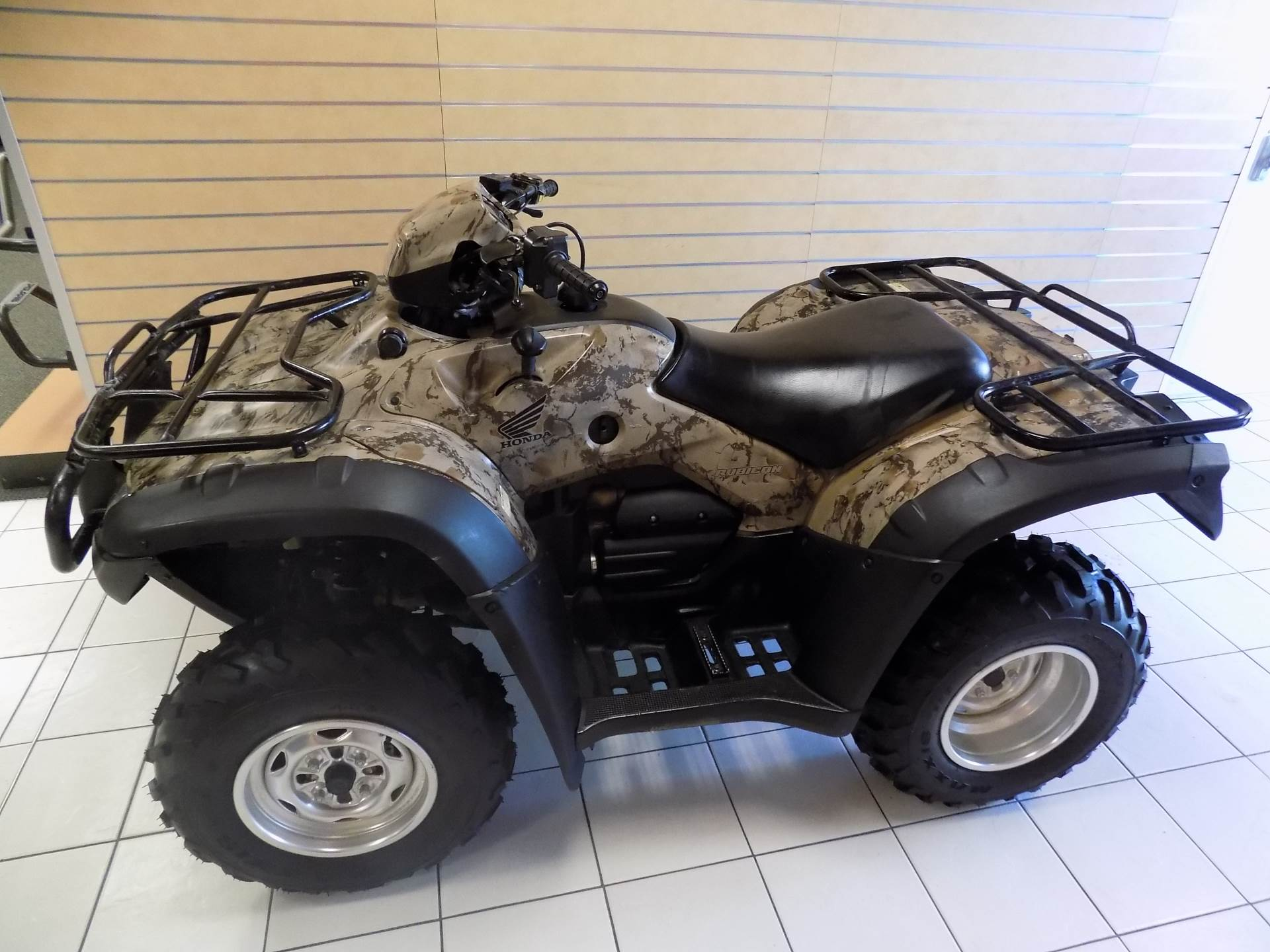 2007 FourTrax Foreman Rubicon