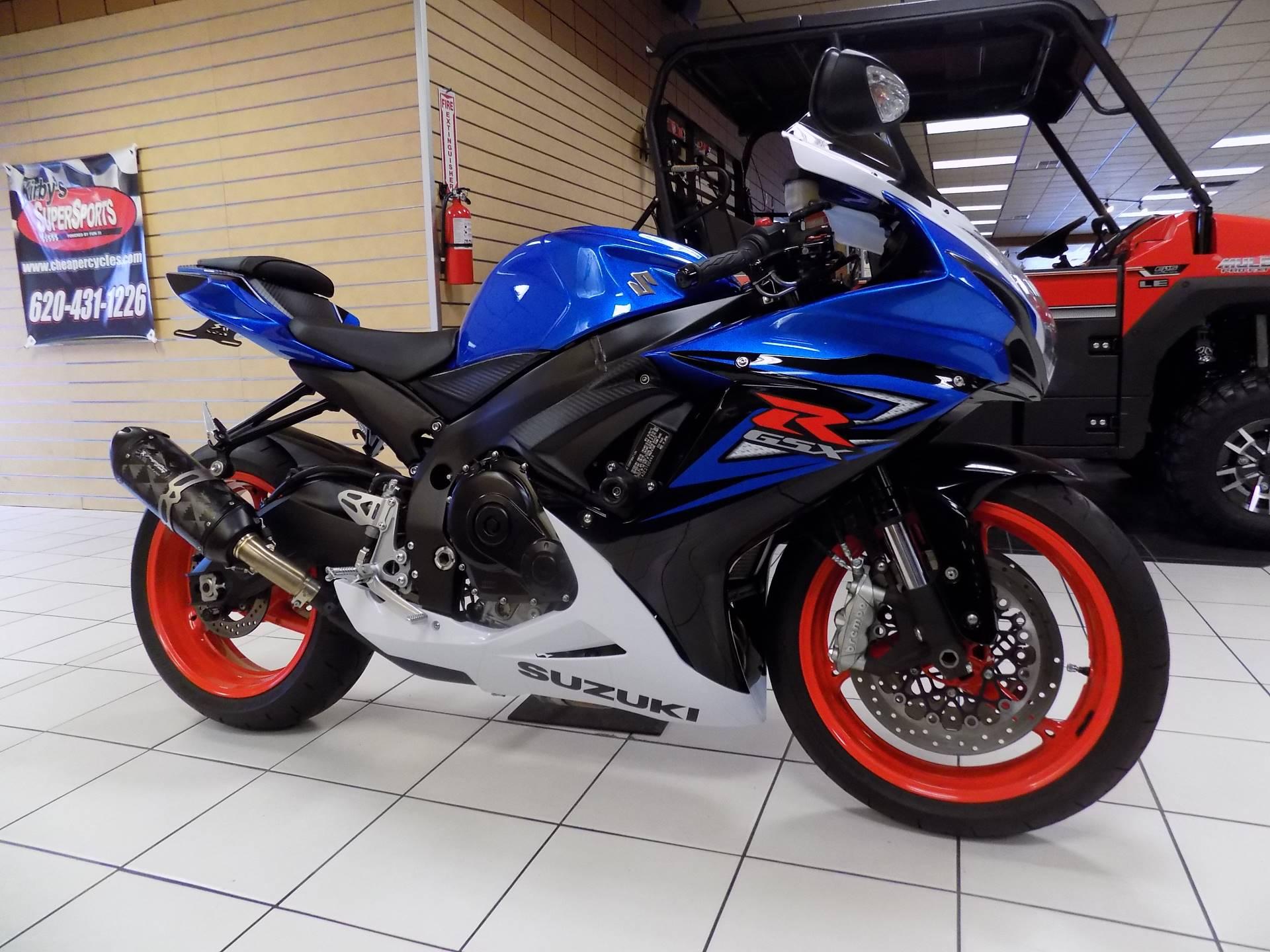 2014 GSX-R600