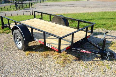 2017 Other 5x10 Utiltiy Tilt Trailer in Chanute, Kansas
