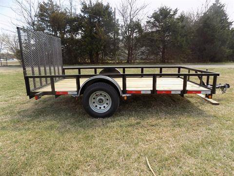 2020 LONGHORN 77X12 TAILGATE in Chanute, Kansas - Photo 1