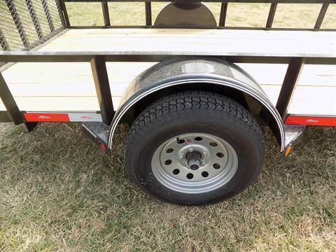 2020 LONGHORN 77X12 TAILGATE in Chanute, Kansas - Photo 2