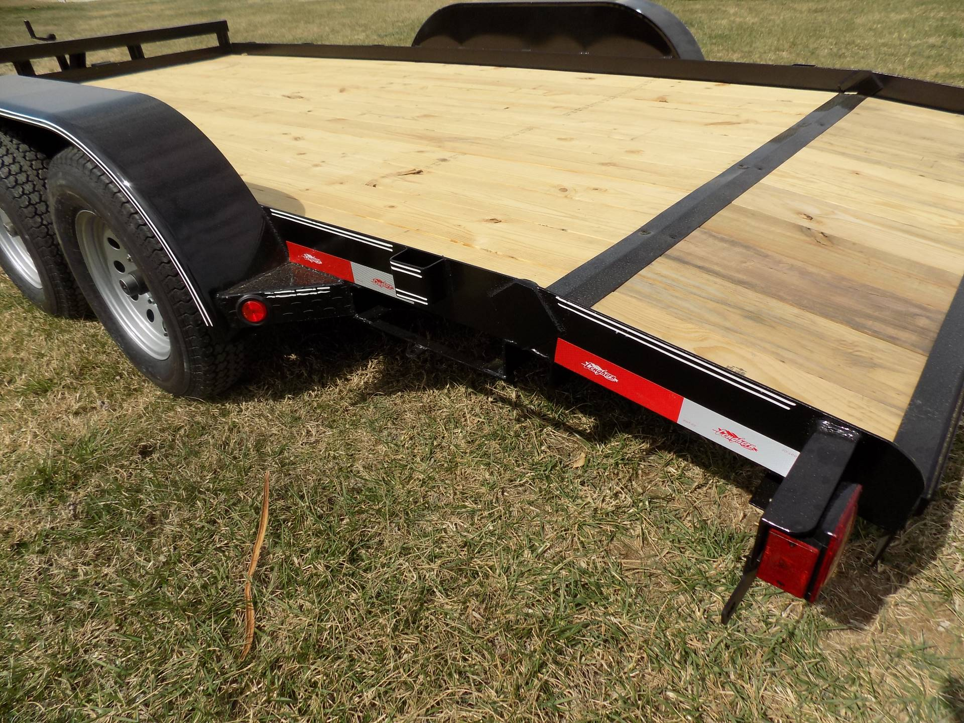 2017 Other 83X16 CAR HAULER- WITH BRAKE in Chanute, Kansas