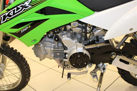 2017 Kawasaki KLX110L in Chanute, Kansas - Photo 8