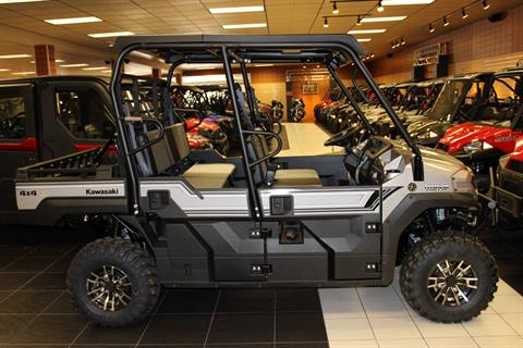 2020 Kawasaki Mule PRO-FXT Ranch Edition in Chanute, Kansas