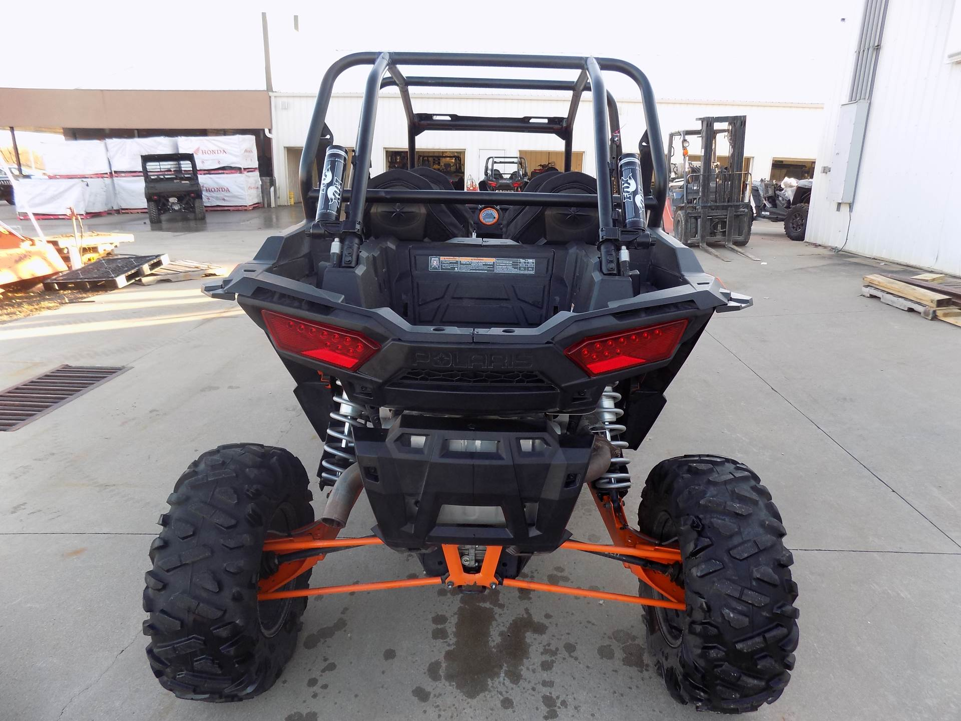 2016 Polaris RZR XP 4 Turbo EPS 2