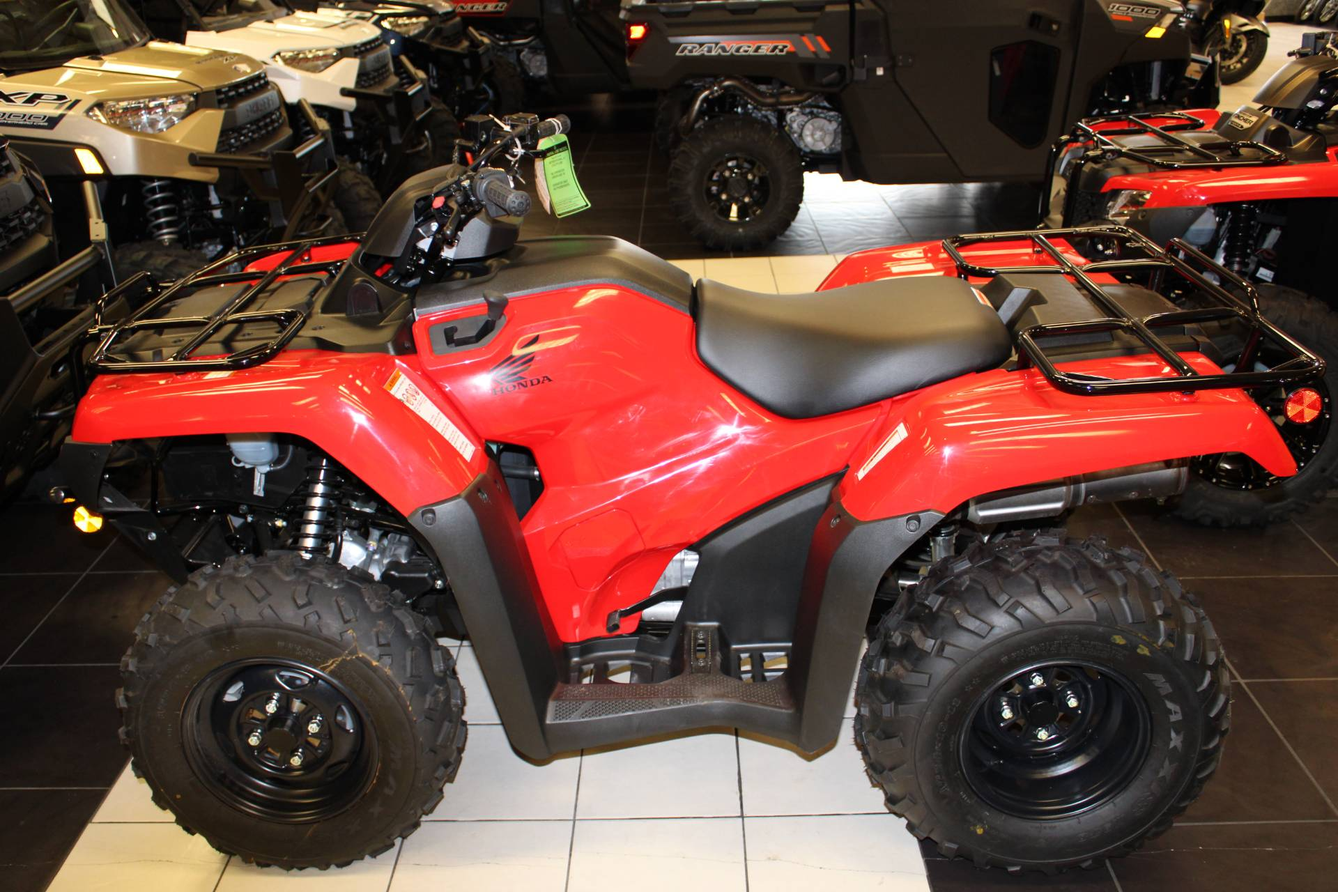 2019 Honda FourTrax Rancher 4x4 in Chanute, Kansas - Photo 1