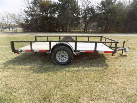 2017 Other 77x12 Utility Tilt Trailer in Chanute, Kansas