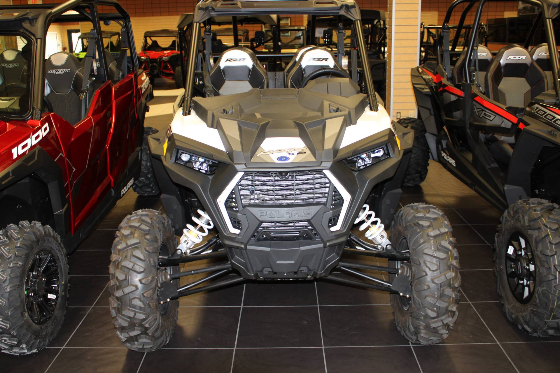 2019 Polaris RZR XP 4 1000 EPS 2