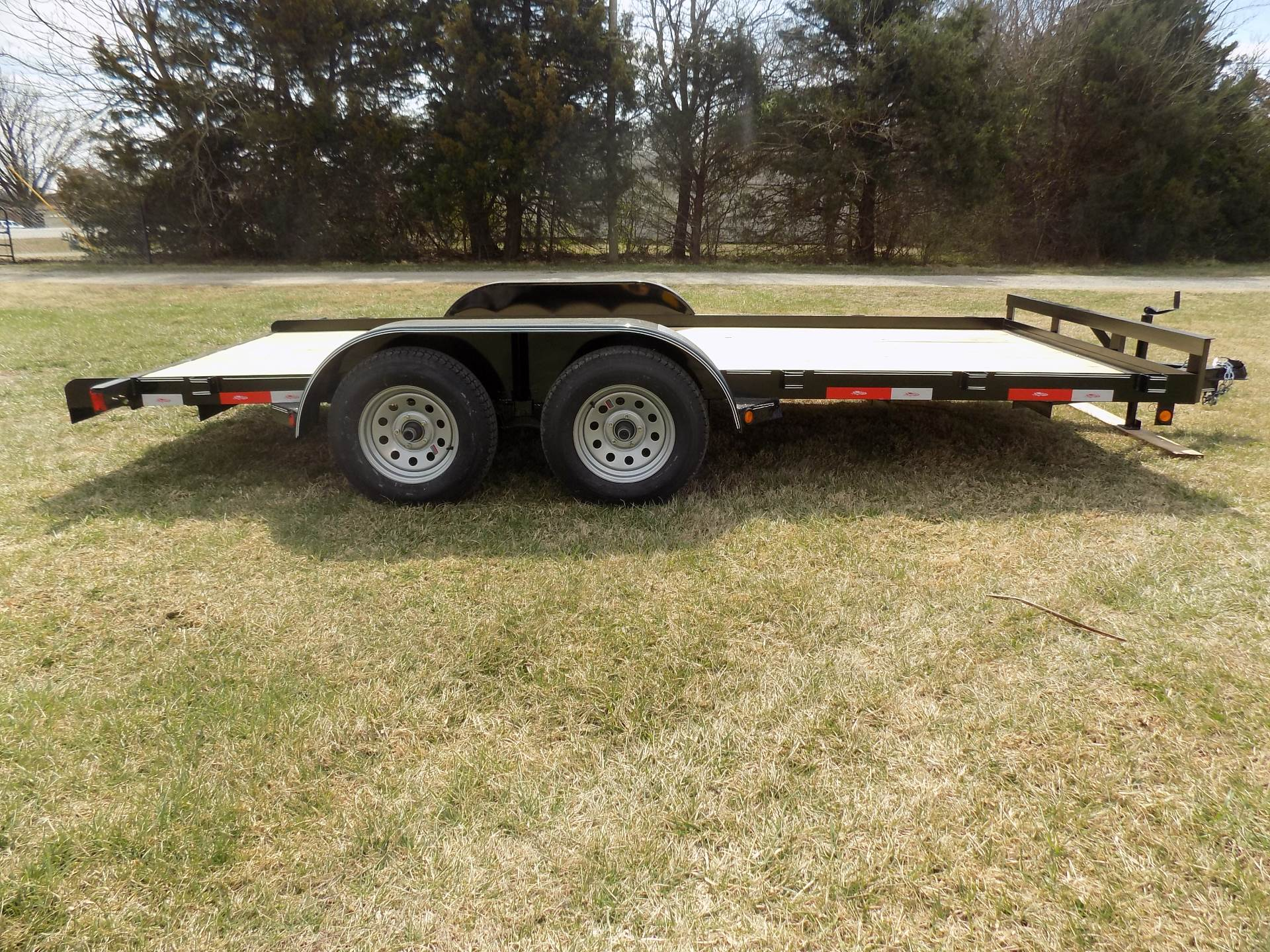 2017 Other 83x16 Car Hauler in Chanute, Kansas