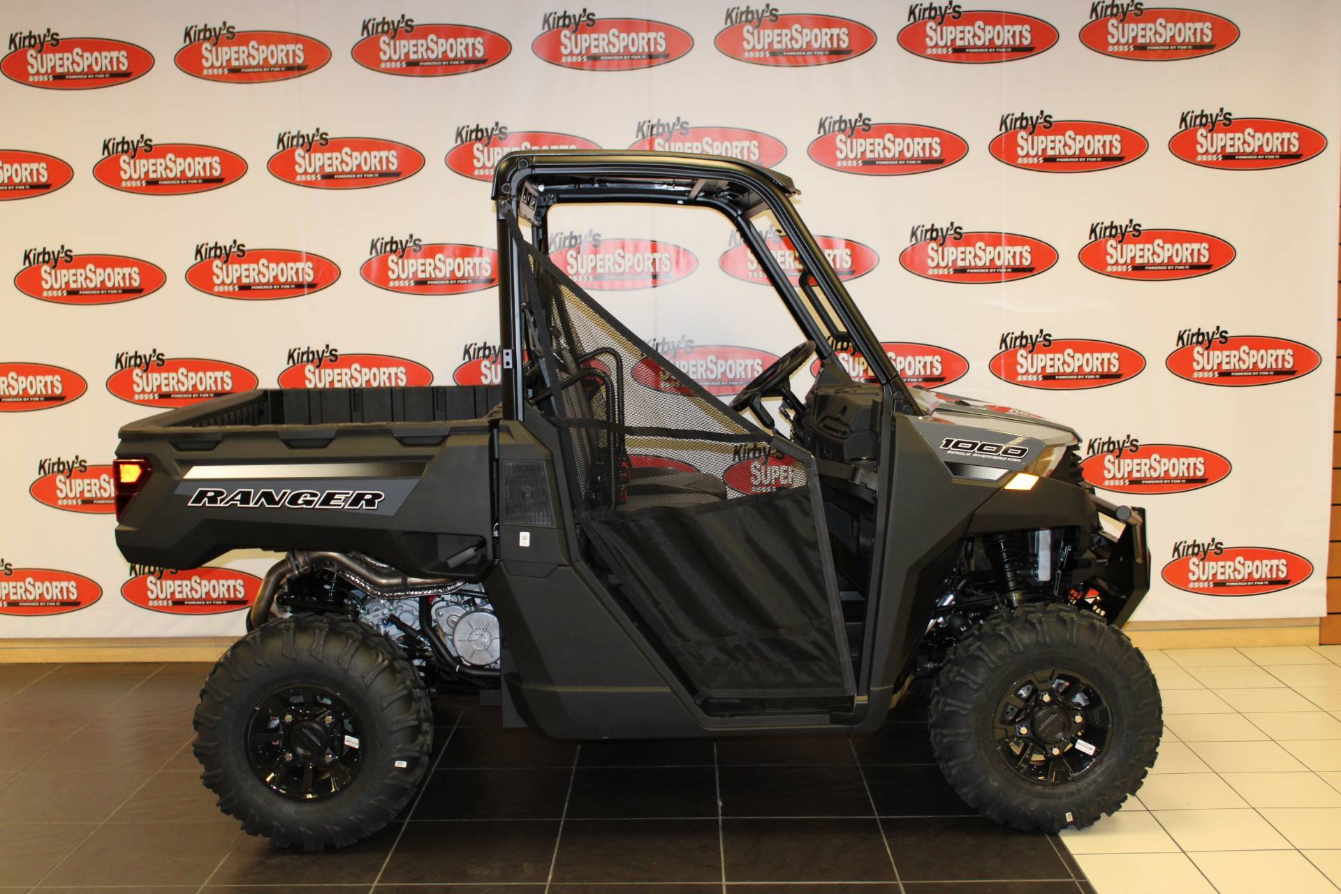 2021 Polaris Ranger 1000 Premium in Chanute, Kansas - Photo 1