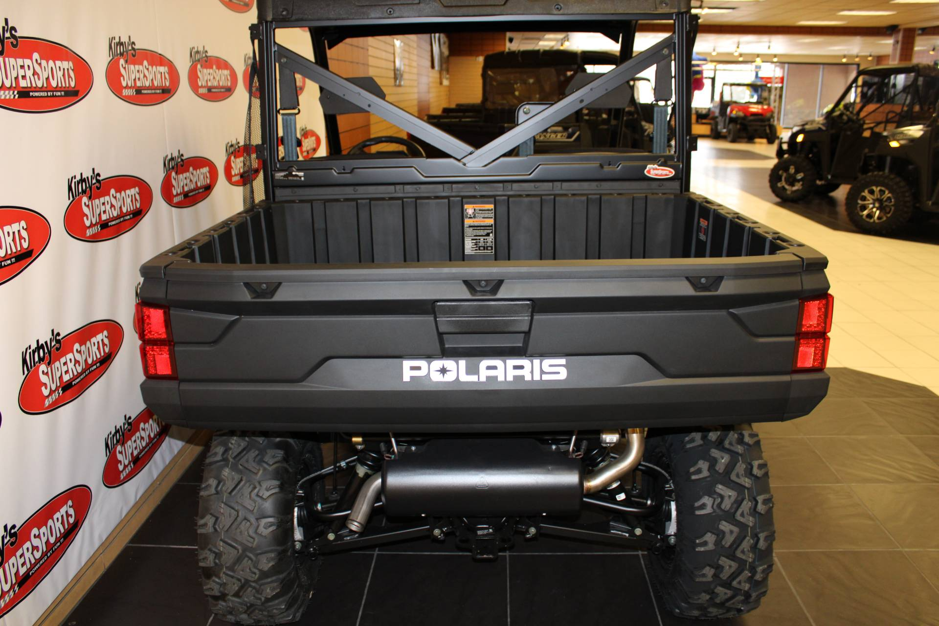 2021 Polaris Ranger 1000 Premium in Chanute, Kansas - Photo 3