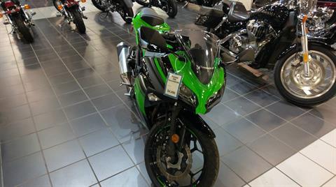 2016 Kawasaki Ninja 300 ABS KRT Edition in Dothan, Alabama
