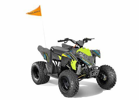 2020 Polaris OUTLAW 110 EFI in Lincoln, Maine