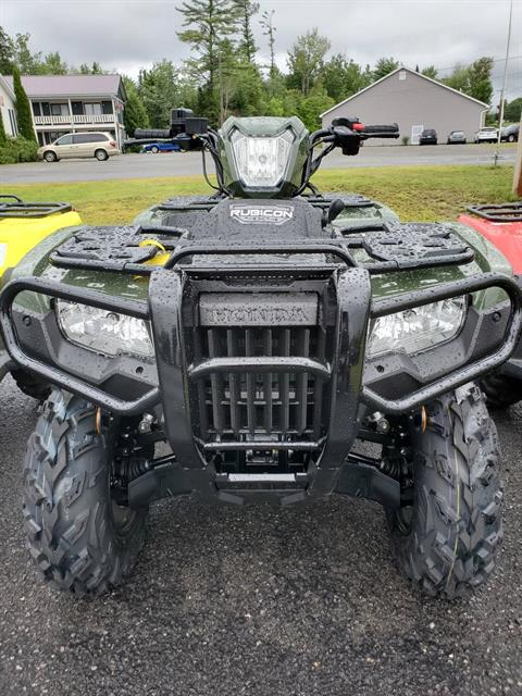 2020 Honda Foreman Rubicon DCT in Lincoln, Maine - Photo 1