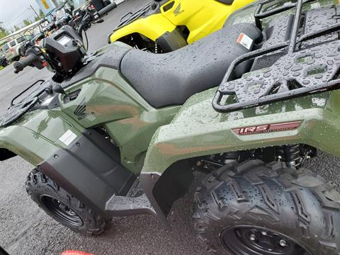 2020 Honda Foreman Rubicon DCT in Lincoln, Maine - Photo 2