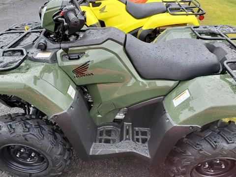 2020 Honda Foreman Rubicon DCT in Lincoln, Maine - Photo 3