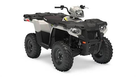 2018 Polaris Sportsman 450 HO EPS in Lincoln, Maine
