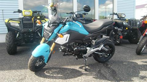 2020 Honda GROM 125L in Lincoln, Maine - Photo 2