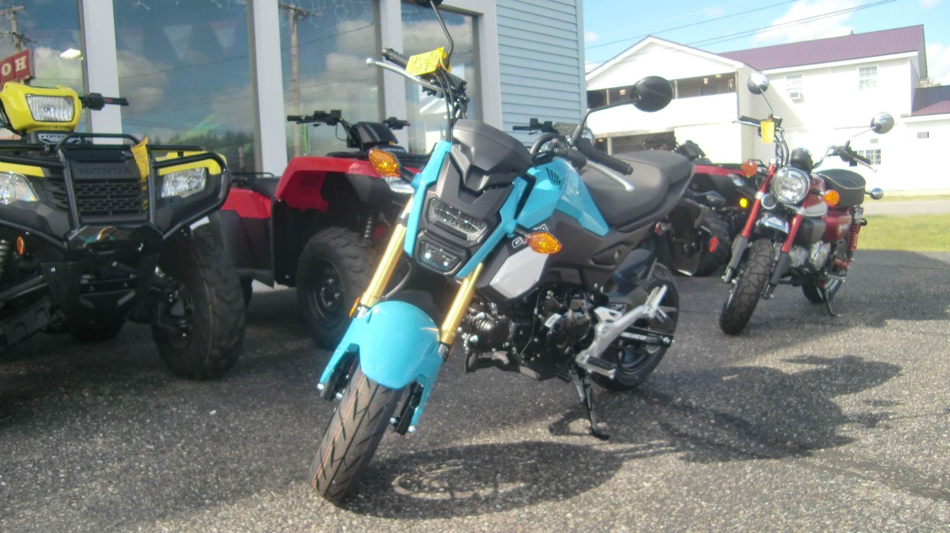 2020 Honda GROM 125L in Lincoln, Maine - Photo 3