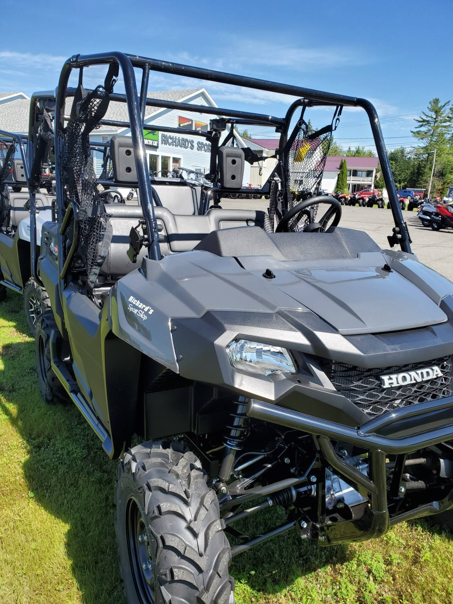 2020 Honda Pioneer 700-4 in Lincoln, Maine - Photo 1