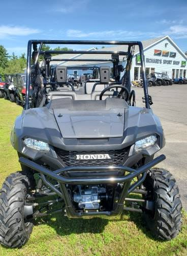 2020 Honda Pioneer 700-4 in Lincoln, Maine - Photo 3