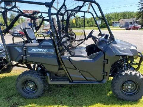 2020 Honda Pioneer 700-4 in Lincoln, Maine - Photo 4