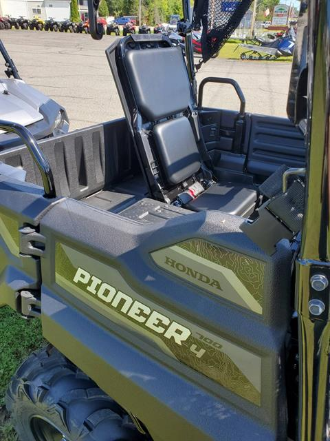 2020 Honda Pioneer 700-4 in Lincoln, Maine - Photo 5