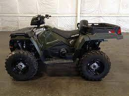 2021 Polaris SPORTSMAN X2 570 in Lincoln, Maine - Photo 1