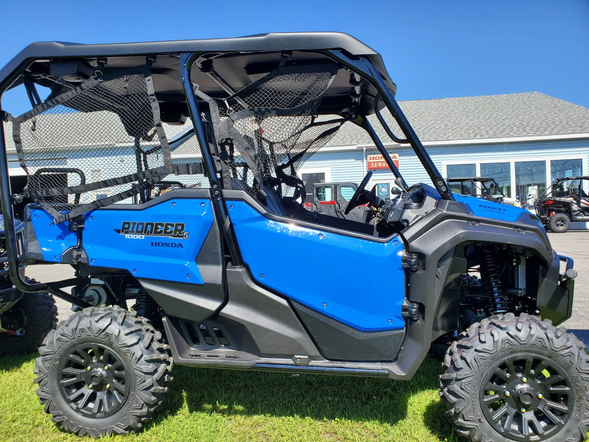 2020 Honda Pioneer 1000-5 Deluxe in Lincoln, Maine - Photo 1