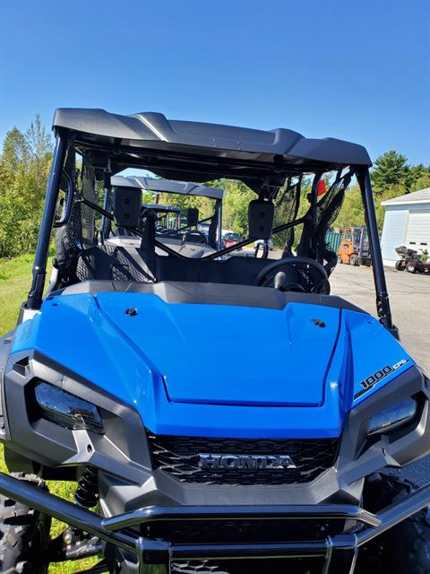 2020 Honda Pioneer 1000-5 Deluxe in Lincoln, Maine - Photo 3
