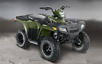 2016 Polaris SPORTSMAN 90 in Lincoln, Maine