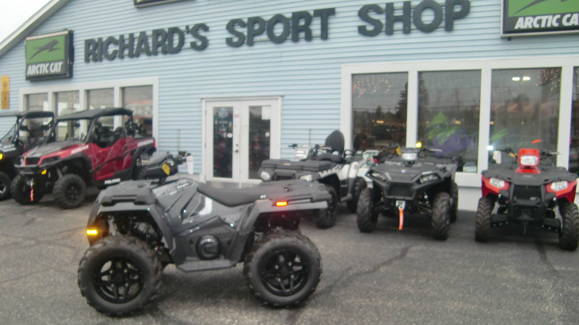 2019 Polaris SPORTSMAN 570 SP in Lincoln, Maine - Photo 1