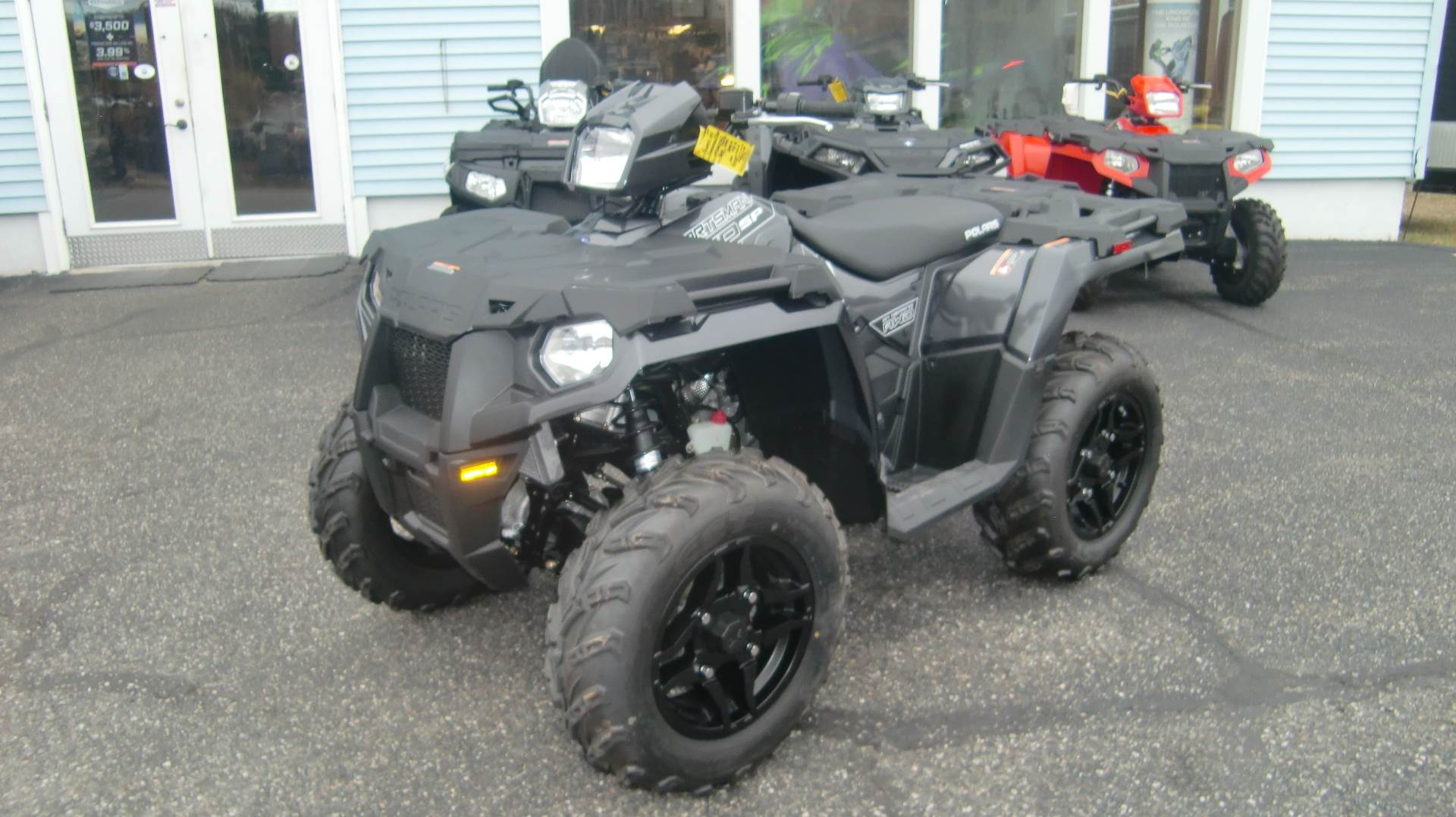 2019 Polaris SPORTSMAN 570 SP in Lincoln, Maine - Photo 2