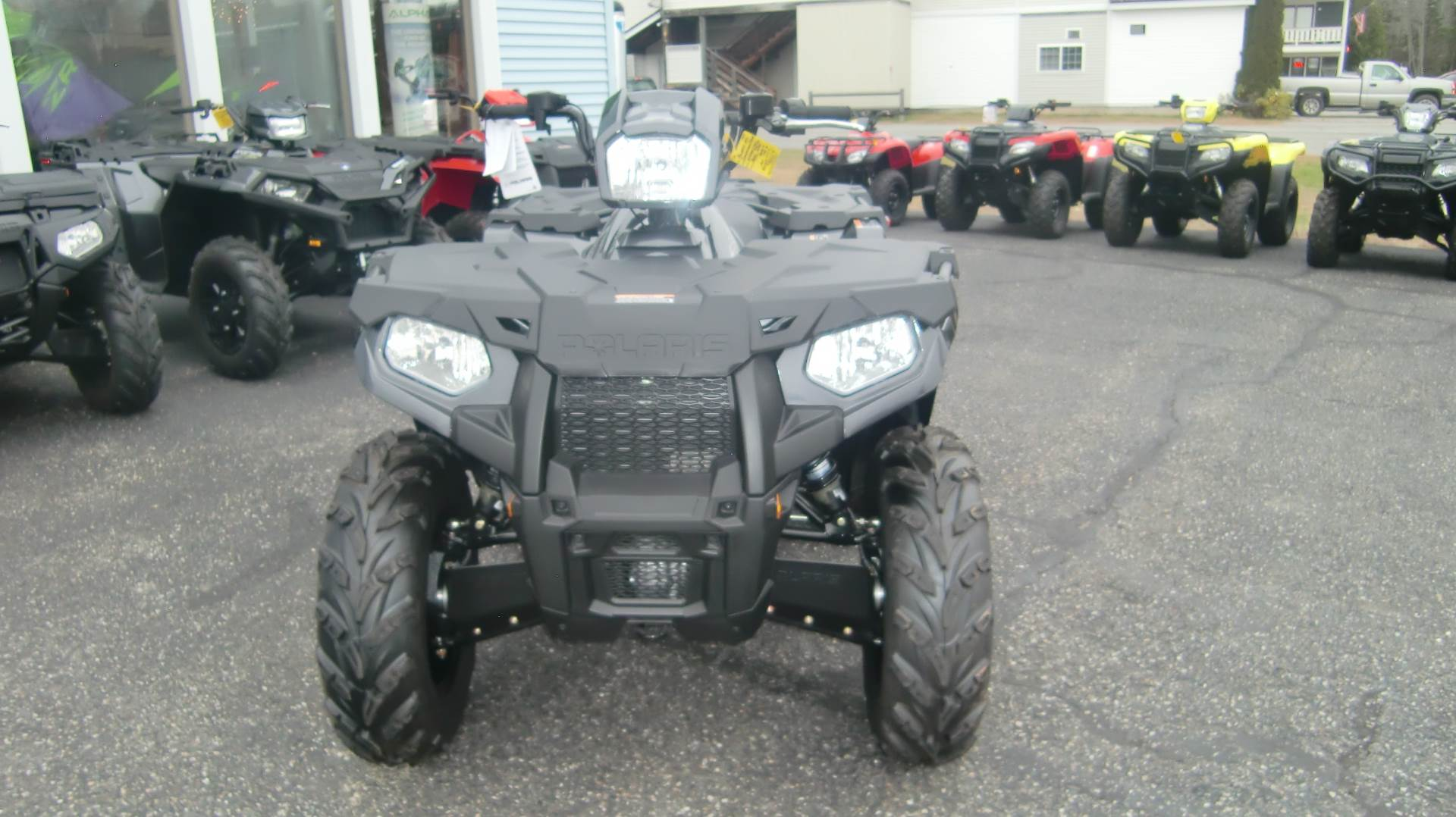2019 Polaris SPORTSMAN 570 SP in Lincoln, Maine - Photo 3