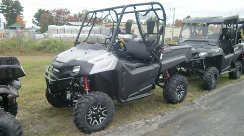 2020 Honda PIONEER 700 DELUXE in Lincoln, Maine - Photo 2