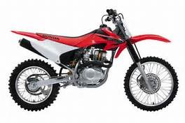 2018 Honda CRF125F in Lincoln, Maine