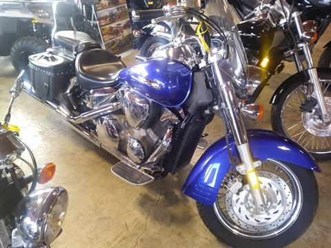 2006 Honda VTX 1300 S in Lincoln, Maine