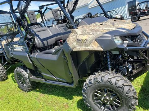 2020 Honda Pioneer 700-4 Deluxe in Lincoln, Maine - Photo 1