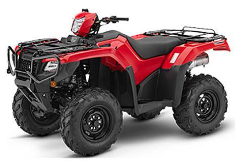 2018 Honda TRX500FM6J in Lincoln, Maine