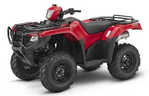 2018 Honda foreman rubicon dct irs in Lincoln, Maine