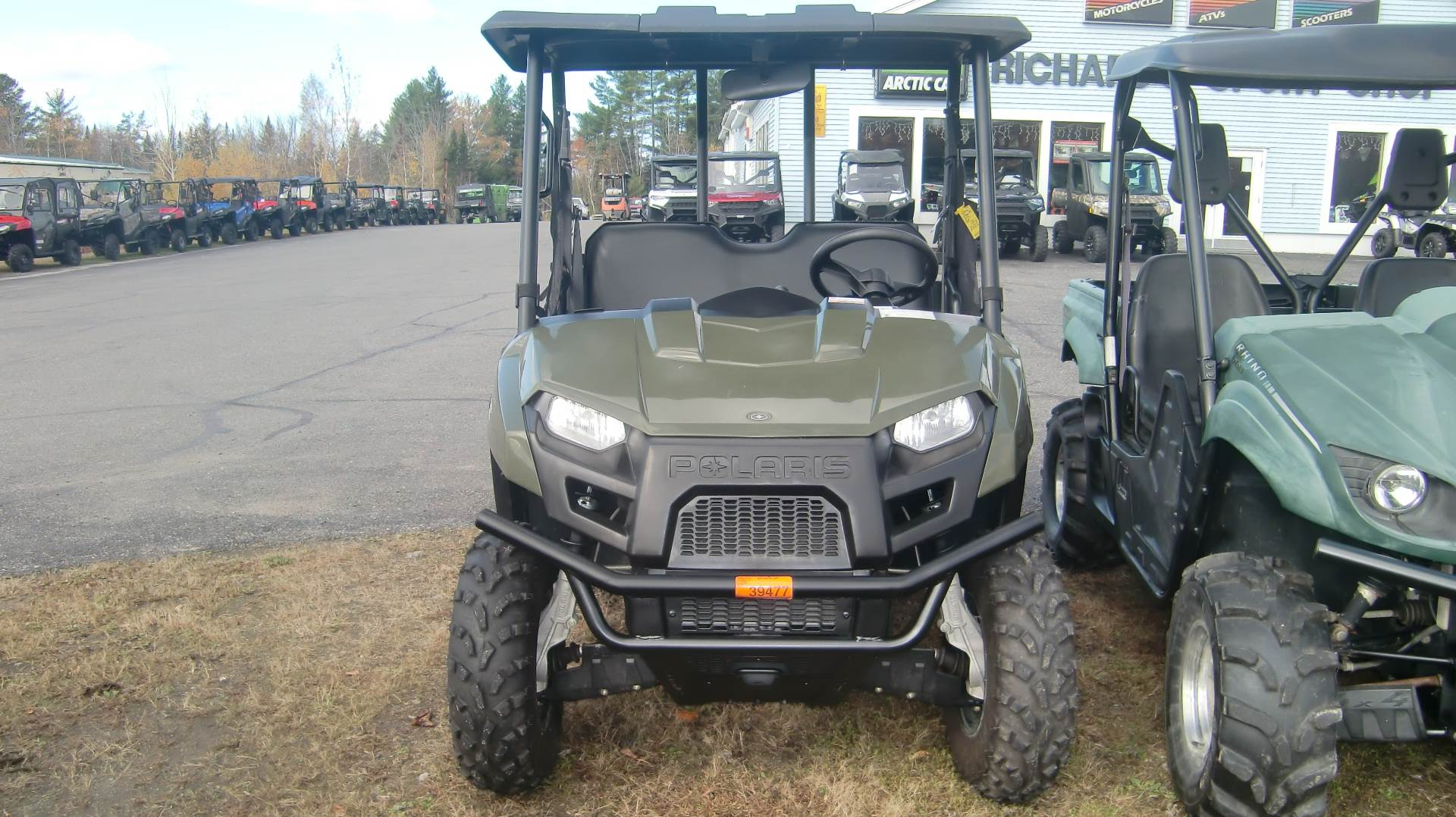 2014 Polaris RANGER 400 in Lincoln, Maine - Photo 2