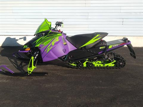 2019 Arctic Cat ZR8000 Limited 137 iACT in Lincoln, Maine - Photo 4