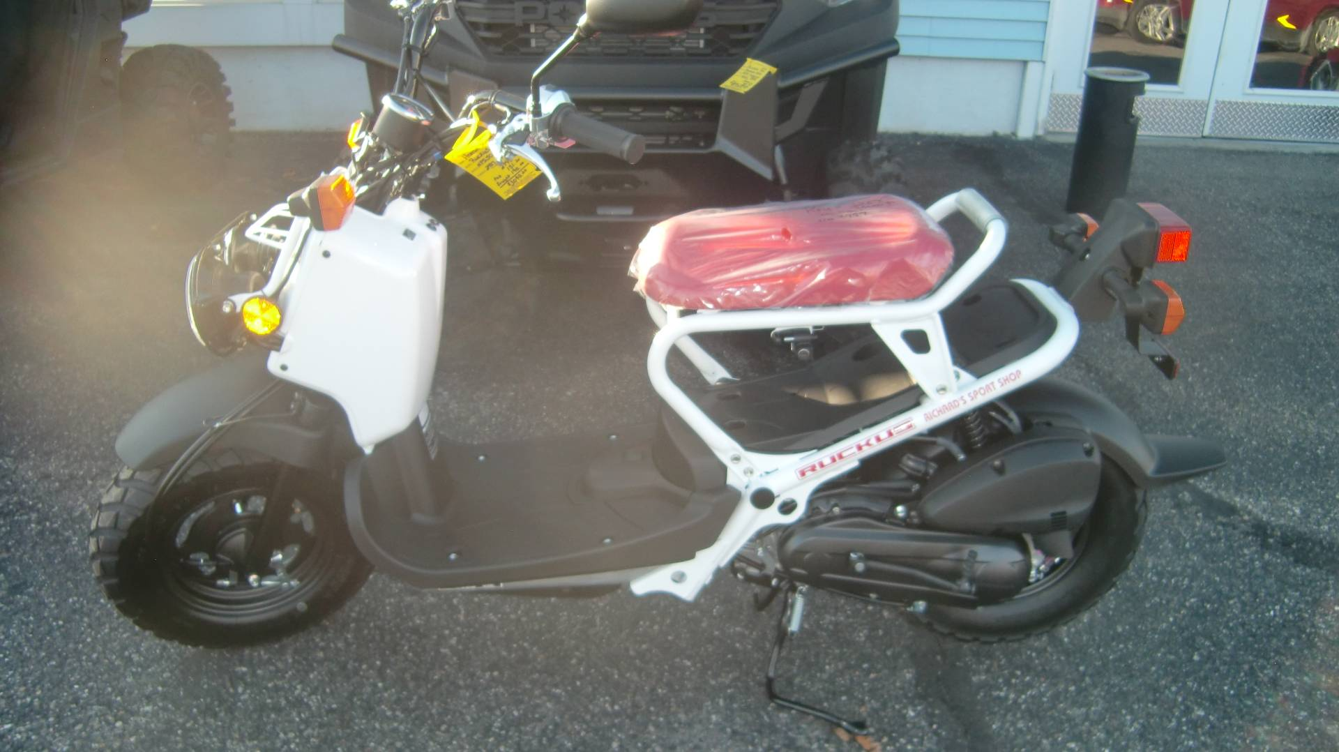 2020 Honda RUCKUS  NPS50 in Lincoln, Maine