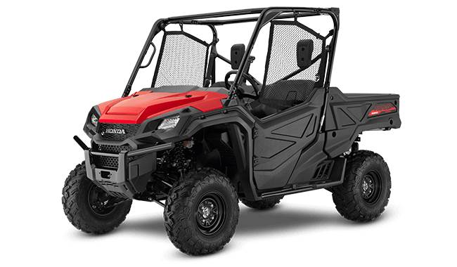 2020 Honda PIONEER 1000 EPS in Lincoln, Maine