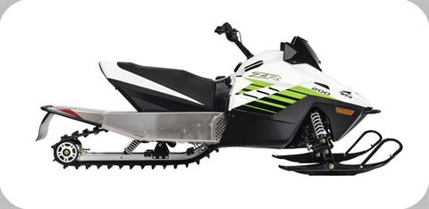 2018 Arctic Cat ZR 200 in Lincoln, Maine