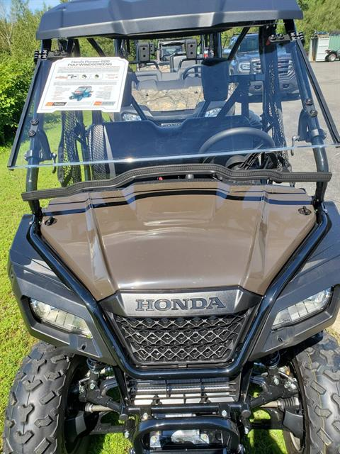 2020 Honda Pioneer 500 in Lincoln, Maine - Photo 1