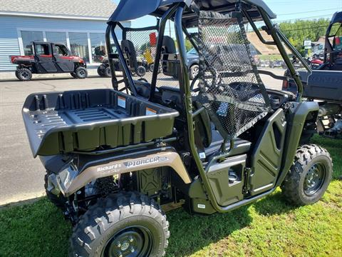 2020 Honda Pioneer 500 in Lincoln, Maine - Photo 4