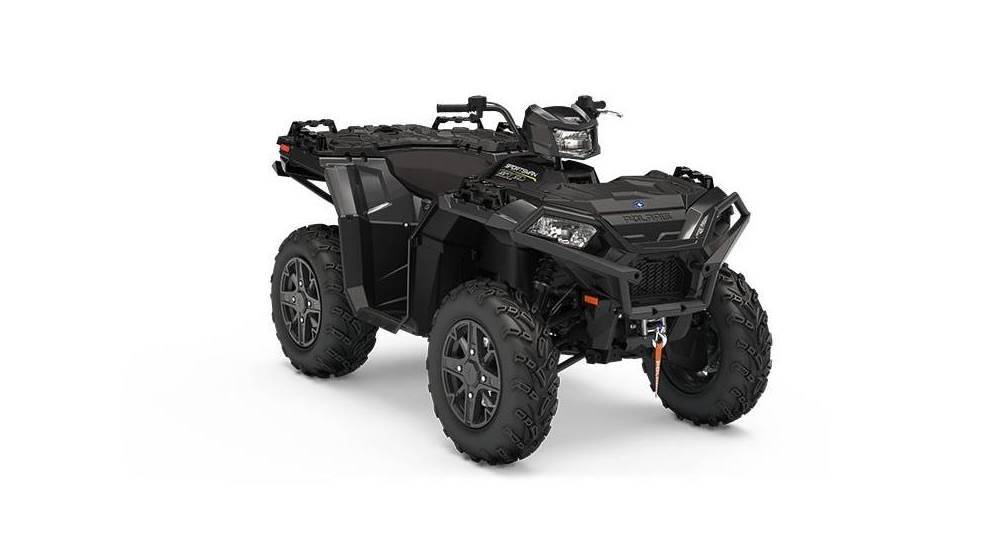 2019 Polaris SPORTSMAN 850 SP PREMIUM EDITION in Lincoln, Maine
